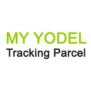 My Yodel tracking parcel
