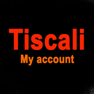 Tiscali my account