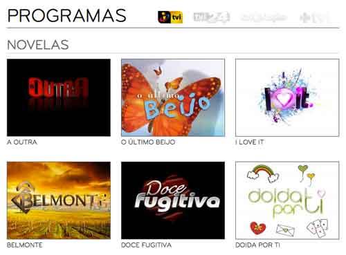 TVI streaming