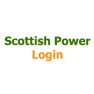 Login Scottish Power my account