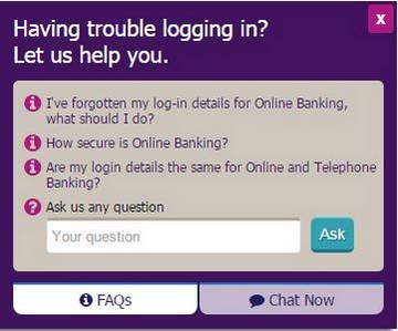 Natwest Account chat