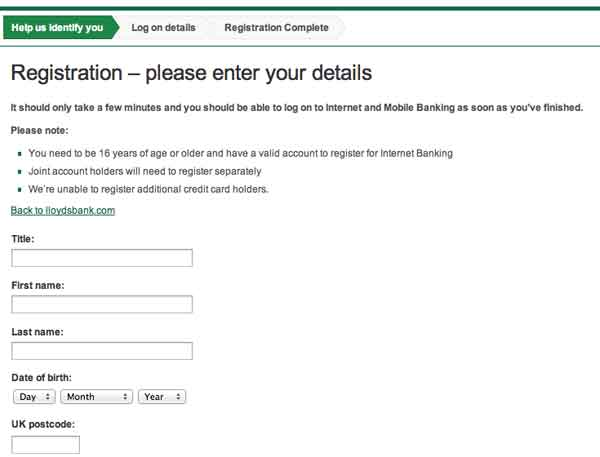Lloyds registration