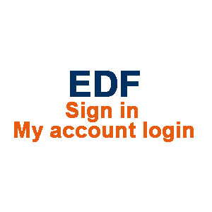 Edf My Account Login Sign In On Edfenergy Com