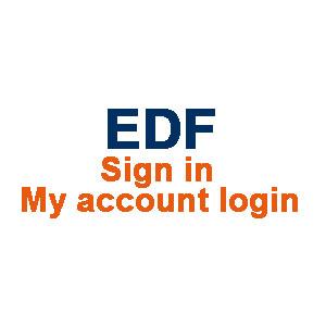 Edf My Account Login Sign In On Edfenergy Com